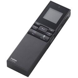 LIC-SR500M02BK [microSD ボイスレコーダー 2GB ブラック]