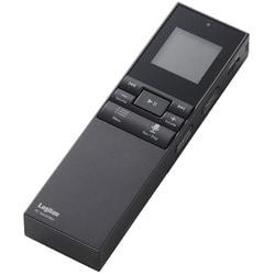 LIC-SR500M04BK [microSD ボイスレコーダー 4GB ブラック]