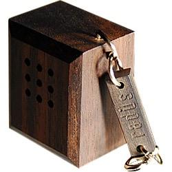 SP-WMF11E [nterior collectionシリーズ Wood Piece Speaker(ウッドピーススピーカー) 黒檀]
