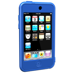 SUMLT2G-BL [iPod touch用 シリコンケース ブルー Loop Silicon Case for iPod touch 2G]