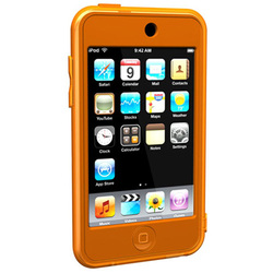 SUMLT2G-OR [iPod touch用 シリコンケース オレンジ Loop Silicon Case for iPod touch 2G]