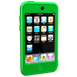 SUMLT2G-GR [iPod touch用 シリコンケース グリーン Loop Silicon Case for iPod touch 2G]