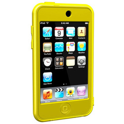 SUMLT2G-YE [iPod touch用 シリコンケース イエロー Loop Silicon Case for iPod touch 2G]