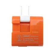 BI-USBCOL/OR [USB/AC アダプタ オレンジ]