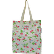 232227 Reusable Printed Bag [トートバッグ(エココットン)]