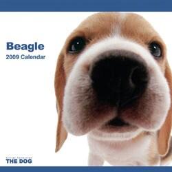 2009 カレンダー THE DOG ビーグル