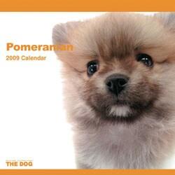 2009 カレンダー THE DOG ポメラニアン