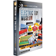 Electric Toy Museum [ソフトウェア サウンドトイ音源]