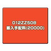 012ZZ508  [搬入手配料(20000)]