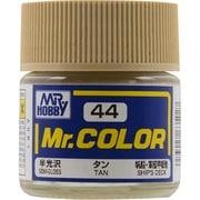 Mr.カラーC-44 [溶剤系アクリル樹脂塗料 タン 半光沢]