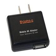 BI-GTUSB1/BK [モバイルUSB/ACアダプタ ブラック]