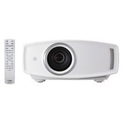 DLA-HD750-W [D-ILAホームシアタープロジェクター ホワイト 台数限定]
