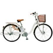 CY-SPA226-W-H [電動アシスト自転車(26型) ホワイト 電動ハイブリッド自転車 eneloop bike(エネループバイク)]
