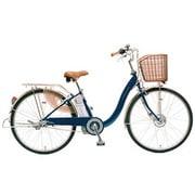 CY-SPA226-L-H [電動アシスト自転車(26型) ダークブルー 電動ハイブリッド自転車 eneloop bike(エネループバイク)]