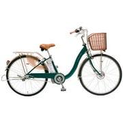 CY-SPA226-G-H [電動アシスト自転車(26型) ダークグリーン 電動ハイブリッド自転車 eneloop bike(エネループバイク)]
