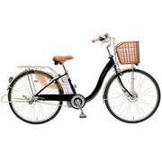 CY-SPA226-K-H [電動アシスト自転車(26型) ブラック 電動ハイブリッド自転車 eneloop bike(エネループバイク)]