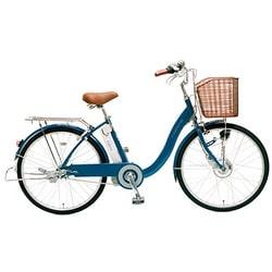 CY-SPE224-L-H [電動アシスト自転車(24型) ブルー 電動ハイブリッド自転車 eneloop bike(エネループバイク)]