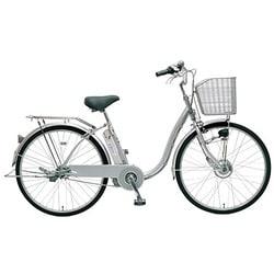 CY-SPF226-S-H [電動アシスト自転車(26型) シルバー 電動ハイブリッド自転車 eneloop bike(エネループバイク)]