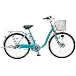 CY-SPF226-L-H [電動アシスト自転車(26型) ブルー 電動ハイブリッド自転車 eneloop bike(エネループバイク)]