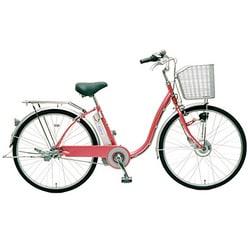 CY-SPF226-P-H [電動アシスト自転車(26型) ピンク 電動ハイブリッド自転車 eneloop bike(エネループバイク)]