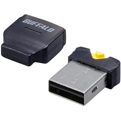 BSCRMSDCBK microSDカードリーダ コンパ [microSD専用 USB2.0/1.1対応 フラッシュアダプター ブラック]