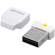BSCRMSDCWH microSDカードリーダ コンパ [microSD専用 USB2.0/1.1対応 フラッシュアダプター ホワイト]