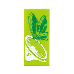 EIAS05OA [第4世代 iPod nano用 シリコンジャケット earth wear 絶滅危惧種コレクション アレキサンドラトリバネアゲハ]
