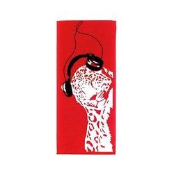 EIAS05PA [第4世代 iPod nano用 シリコンジャケット earth wear 絶滅危惧種コレクション アムールヒョウ]