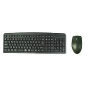 OWL-MK53(B)/III [USB/PS2接続 日本語 112キー キーボード&光学式マウス ベーシックセット ブラック]