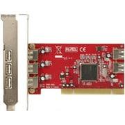USB2.0N-LPPCI [PCI接続 USBボード 外部3ポート 内部2ポート ロープロファイル対応]