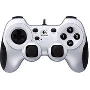 GPX-450SV [USB接続 ゲームコントローラー 12ボタン シルバー Dual Action PC Game Controller]