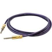 G-SPOT CABLE LL/0.15 [楽器用ケーブル L型フォンプラグ-L型フォンプラグ 0.15m]