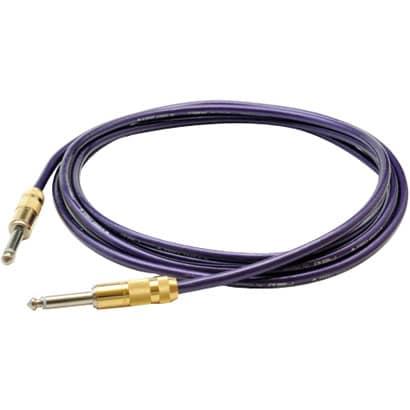 G-SPOT CABLE LS/5.0 [楽器用ケーブル L型フォンプラグ-ストレートフォンプラグ 5m]