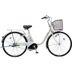 BE-ENS63F [電動アシスト自転車(26型) アイボリーホワイト リチウムビビ・SS]
