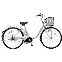BE-ENS63G [電動アシスト自転車(26型) ライム リチウムビビ・SS]