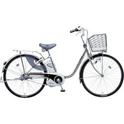 BE-END43S [電動アシスト自転車(24型) プラズマシルバー リチウムビビ・DX]