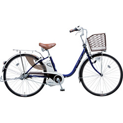 BE-END43V [電動アシスト自転車(24型) ノクターンブルー リチウムビビ・DX]