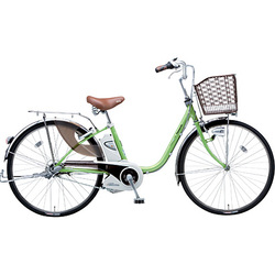 BE-END63G [電動アシスト自転車(26型) オリーブ リチウムビビ・DX]