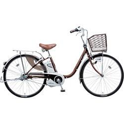 BE-END63T2 [電動アシスト自転車(26型) チョコブラウン リチウムビビ・DX]