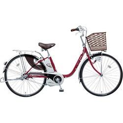 BE-ENE43R [電動アシスト自転車(24型) ローズ リチウムビビ・EX]