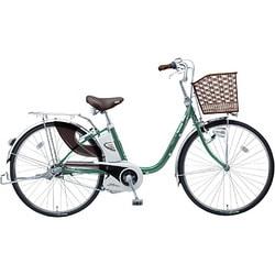 BE-ENE63G [電動アシスト自転車(26型) ターコイズ リチウムビビ・EX]