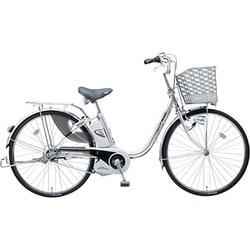 BE-ENE63S [電動アシスト自転車(26型) プラズマシルバー リチウムビビ・EX]