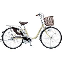 BE-ENE63T [電動アシスト自転車(26型) ミルクティ リチウムビビ・EX]