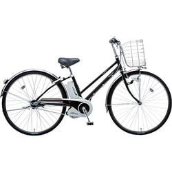BE-ENK73B [電動アシスト自転車(27型) ピュアブラック リチウムビビ・SS・シティ]