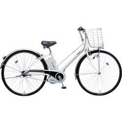 BE-ENK73F [電動アシスト自転車(27型) パールホワイト リチウムビビ・SS・シティ]
