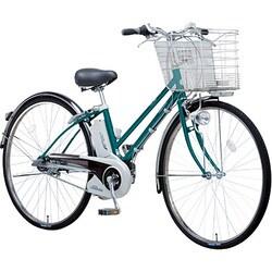 BE-ENK73G [電動アシスト自転車(27型) ダークエメラルド リチウムビビ・SS・シティ]