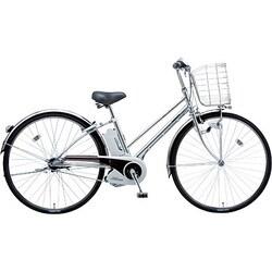 BE-ENK73S [電動アシスト自転車(27型) プラズマシルバー リチウムビビ・SS・シティ]