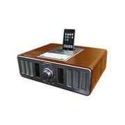 ISR-VT02DB [iPod用真空管アンプ ブラウン]