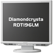 RDT196LM [19型 液晶モニター アナログ/デジタル接続 ホワイト]