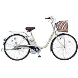 BE-ENNX63F [電動アシスト自転車(型) アイボリーホワイト リチウムビビNX09]
